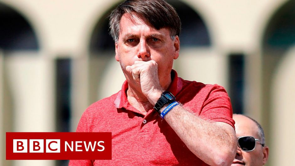 Coronavirus: Brazil's President Bolsonaro tests positive – BBC News