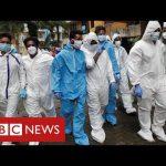 India facing coronavirus crisis with healthcare facilities under huge pressure – BBC News