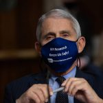 Fauci says COVID-19 mask mandate is needed. 'We are on a very difficult trajectory'