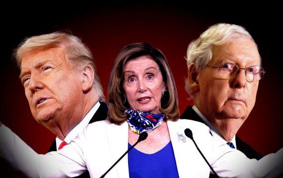 Mitch McConnell admits he's blocking coronavirus bill — will media finally stop blaming Democrats?