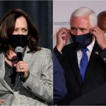 The plexiglass barriers that will separate Harris and Pence at the debate probably won't stop coronavirus-laden aerosols, scientists say
