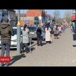 Coronavirus: hopes for most shops in England to reopen in June – BBC News