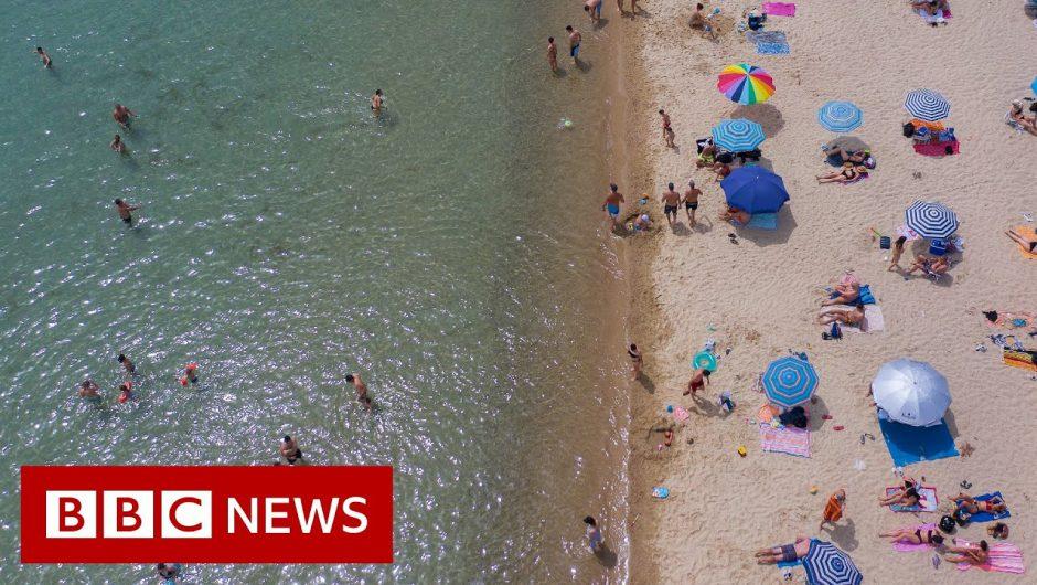 Coronavirus: Greece to start tourist season in mid-June – BBC News