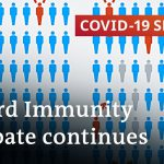 Experts argue about herd immunity as a strategy in the fight against coronavirus   COVID-19 Special