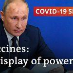 Coronavirus vaccine race: A matter of political prestige   COVID-19 Special
