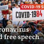 How coronavirus misinformation is used to curb free speech   Covid-19 Special