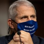 Fauci says 'it's going to be months' before a coronavirus vaccine is approved for children