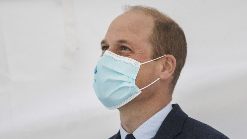 Prince William's Decision to Conceal His Coronavirus Diagnosis Comes Under Fire