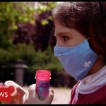 Coronavirus:  children in Spain leave homes for first time in 6 weeks – BBC News