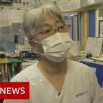 Coronavirus: Tokyo hospitals trying to stay ahead – BBC News