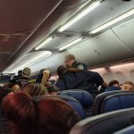 EMT who gave CPR to passenger with COVID-19 says he has symptoms