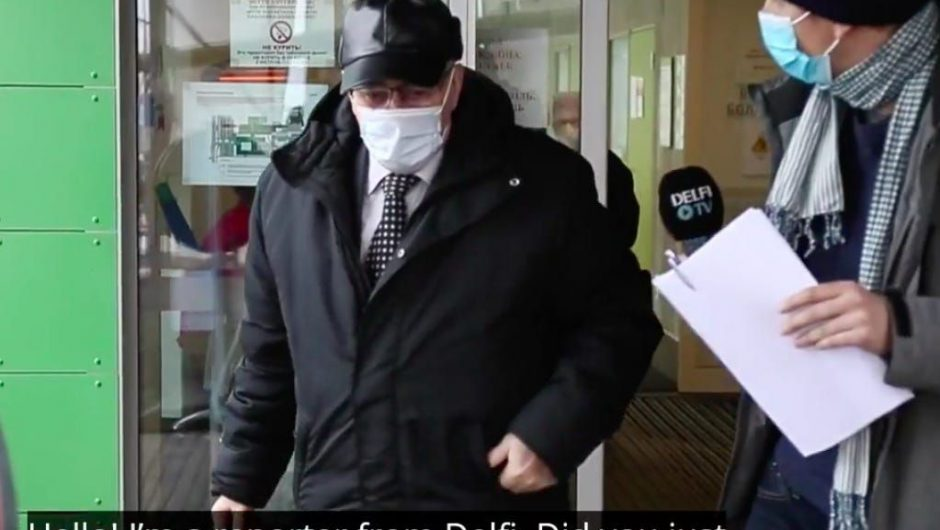 A top Russian diplomat was caught secretly getting the Pfizer COVID-19 vaccine, shunning his country's prized Sputnik V