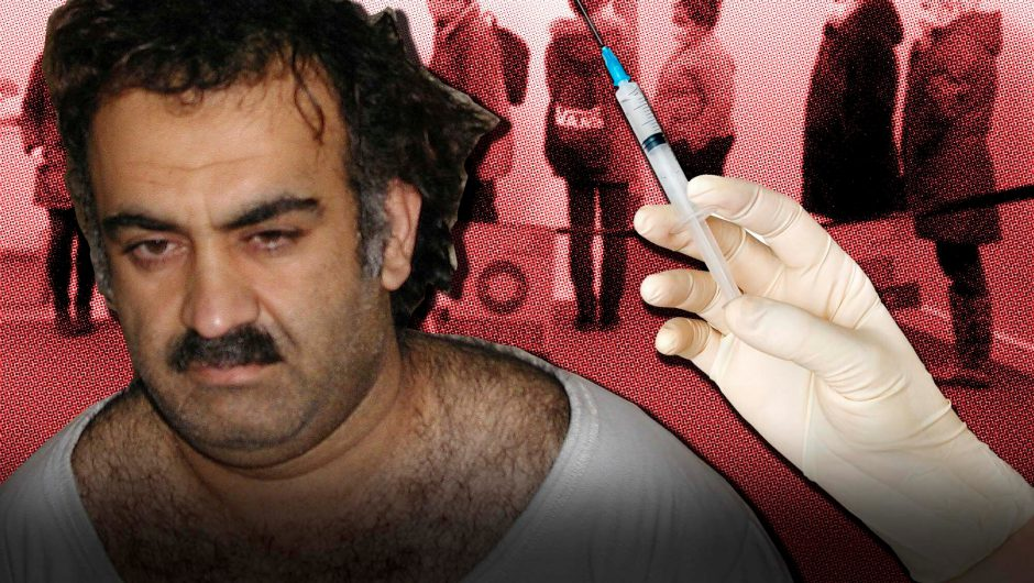 Khalid Sheikh Mohammed to get COVID-19 vaccine in Guantanamo