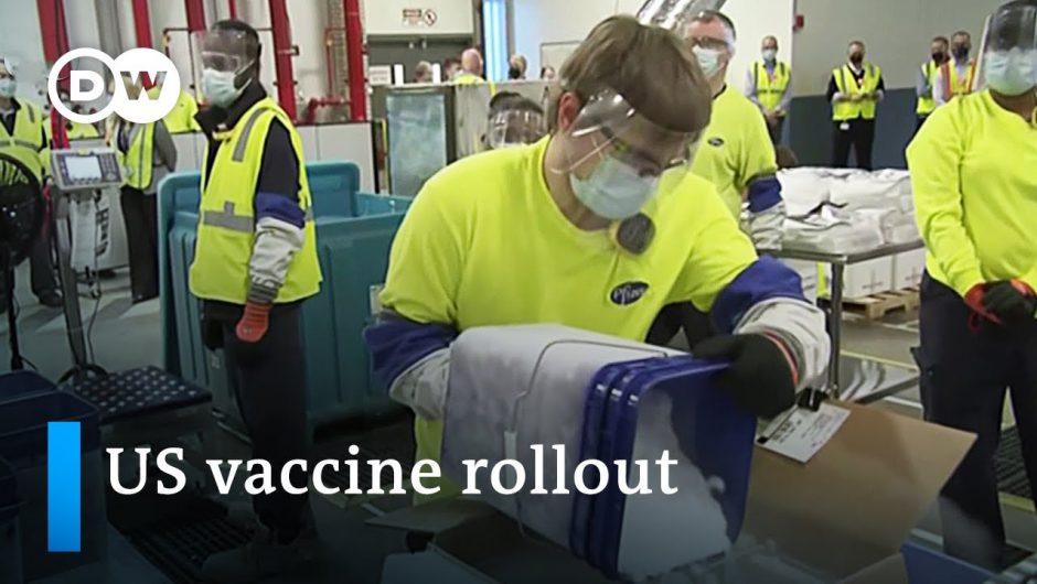 US begins COVID vaccine distribution | Coronavirus News