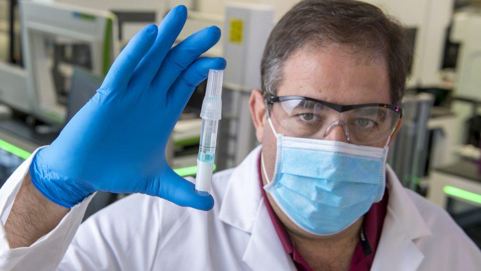Rutgers researcher, creator of COVID-19 saliva test dead at 51