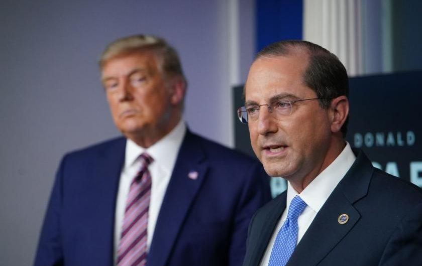 Trump appointees aggressively lobbied against giving states COVID-19 vaccine rollout funds