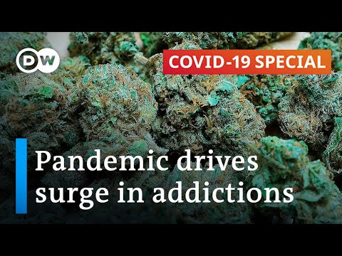 High on lockdown: Substance abuse during the pandemic   COVID-19 Special