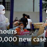 'Tsunami' of COVID cases puts India's hospitals on the brink   DW News