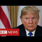 Trump coronavirus sickness throws White House race into turmoil – BBC News