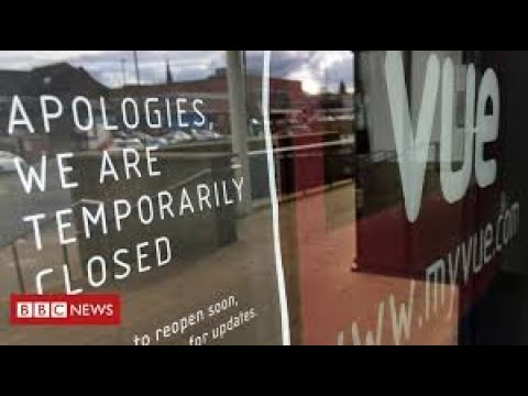 Coronavirus: recession looms with record fall in economic output – BBC News