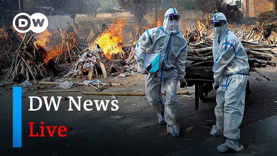 Headline news and more from around the world | DW News LIVE