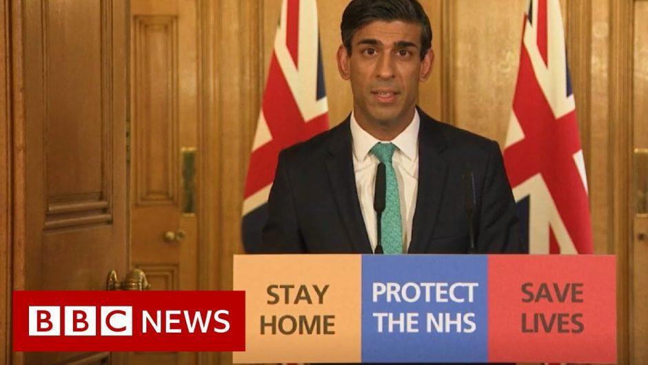Coronavirus: UK government unveils aid for self-employed – BBC News