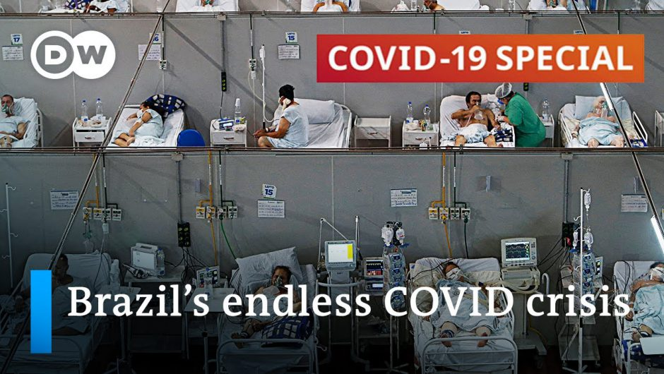 Can a homegrown vaccine end Brazil's COVID crisis?   COVID-19 Special