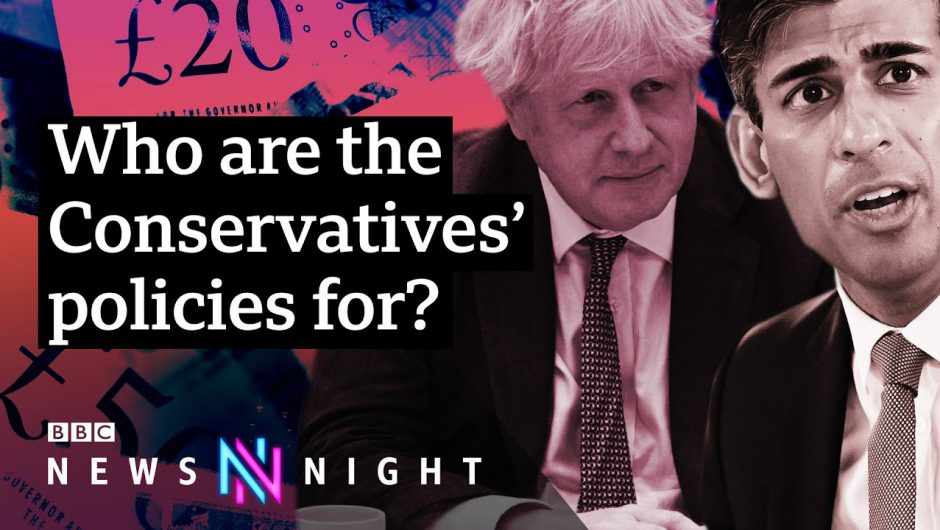 What will be the UK government's spending priorities post-Covid? – BBC Newsnight
