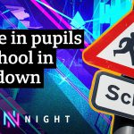 Coronavirus: Why are so many children still in England's schools? – BBC Newsnight