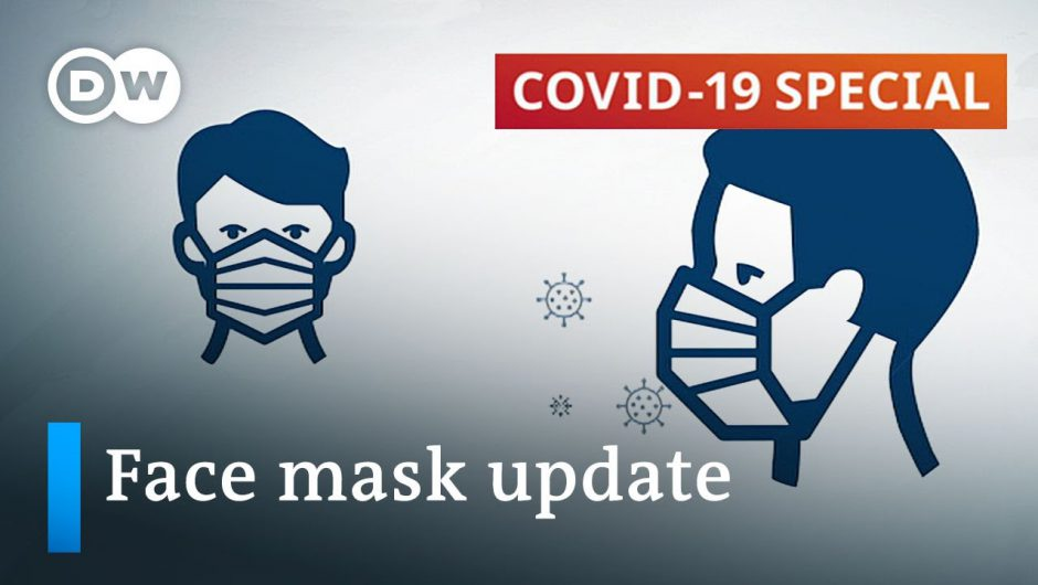 Masks update: How effective are face masks in stopping the spread of viruses? | COVID-19 Special