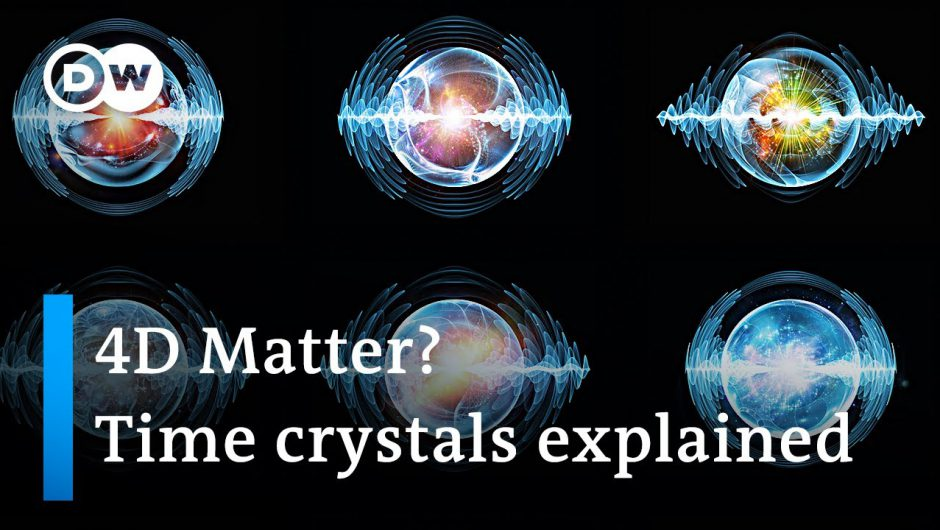 Time crystals: A new phase of matter – and a breakthrough for quantum computing?