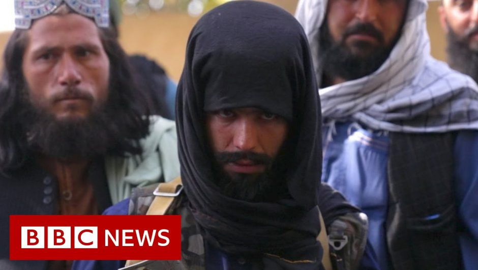 Life inside a Taliban town as insurgence in Afghanistan continues – BBC News