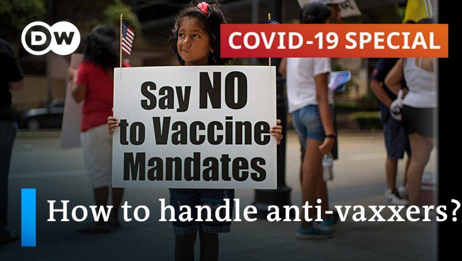 Mandatory vaccinations: Human rights vs. public health? | COVID-19 Special