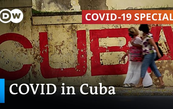 Is Cuba's approach of vaccinating almost everyone with its own vaccine working?   COVID-19 Special