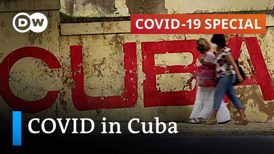 Is Cuba's approach of vaccinating almost everyone with its own vaccine working? | COVID-19 Special