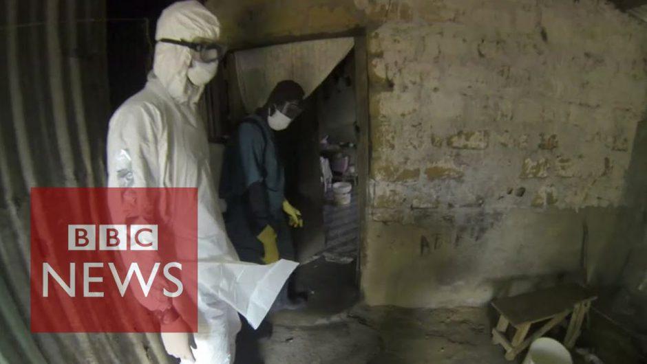 Ebola Virus: Film reveals scenes of horror in Liberia – BBC News